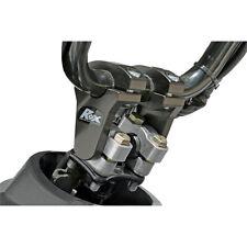 "Rox Speed FX 2"" Pivoting Bar Risers for 7/8"" Handlebars - 1R-P2SS - Black"