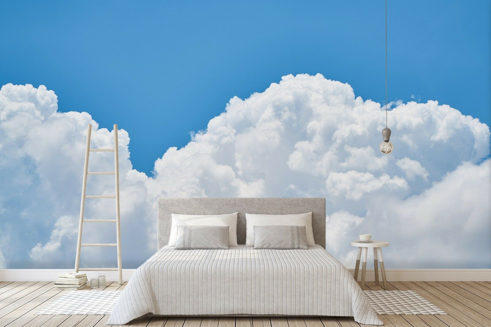3D Sky Clouds 7185 Wall Paper Print Wall Decal Deco Indoor Wall Murals US Summer