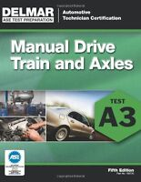 Ase Test Preparation- A3 Manual Drive Trains And Axles (ase Test Prep: Automotiv on sale