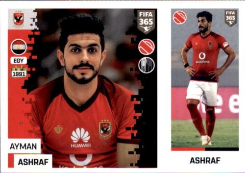 Sticker 356 a//b Panini FIFA365 2019 Ayman Ashraf Al Ahly SC