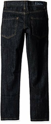 Pocket Skinny Fit Jeans Pick SZ//Color. Nautica Childrens Apparel Little Boys