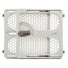 Safety 1st Easy-Fit Pressure Mounted Security Gate, Cream