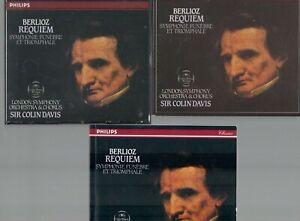 BERLIOZ-REQUIEM-SIR-COLIN-DAVIS-PHILIPS-WEST-GERMAN-CD-BOXSET-WITH-BOOK
