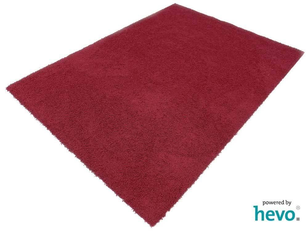 Fiji rot HEVO ® Hochflorteppich Shag     Teppich   Kinderteppich 200x200 cm | Sale Online Shop  e8c9e0
