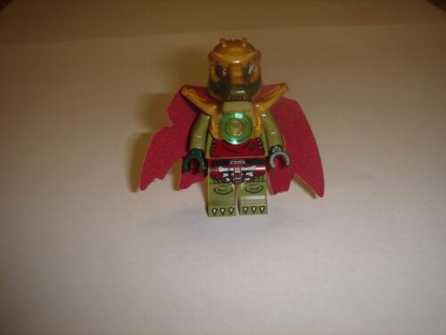 Lego Legends of Chima CROMINUS Minifigure 70006 Crocodile new