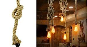 Lampade A Sospensione Vintage : 1 2 retrò vintage lampada a sospensione luce pendente edison