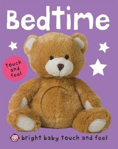 Very Good, Bright Baby Touch and Feel Bedtime, Roger Priddy, Book