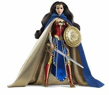 SDCC 2016 Mattel Barbie Amazon Princess Wonder Woman Doll Sealed