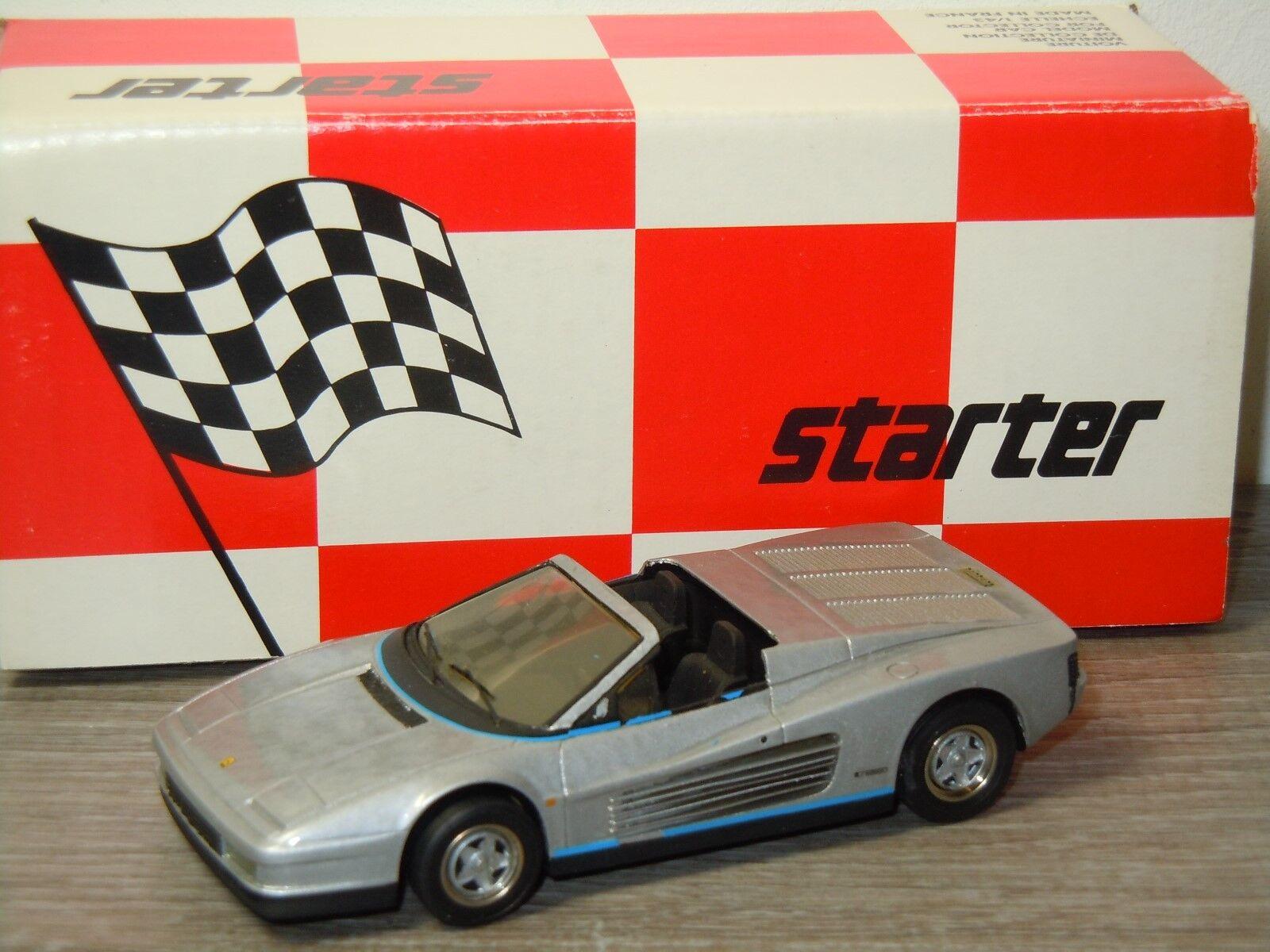 ahorra hasta un 50% Ferrari TeEstrellaossa Cabriolet - Estrellater 1 43 43 43 in Box 31007  cómodamente