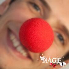 Balle mousse nez de Clown - Clown Noz - Magie - Déguisement