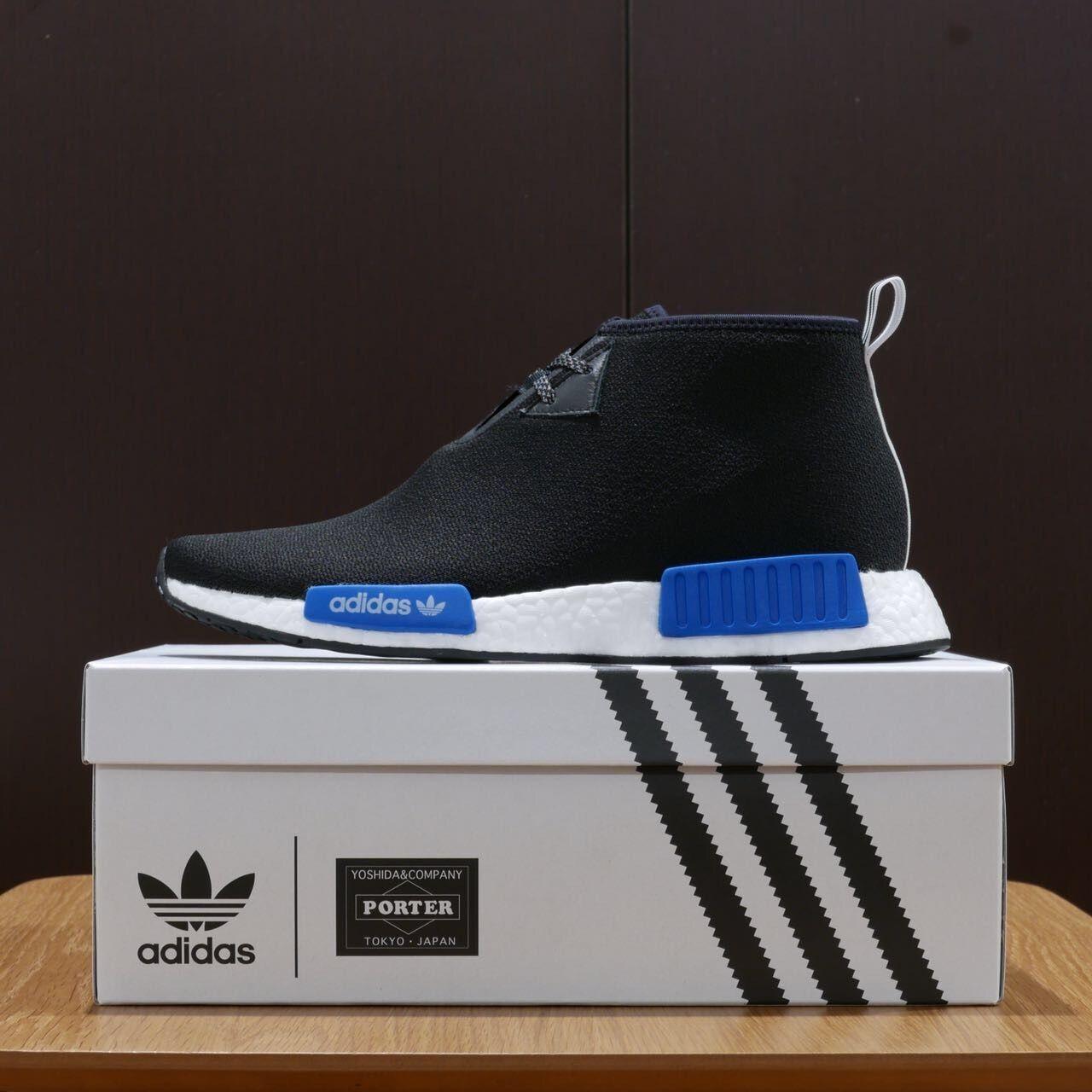 Adidas - nmd c1 x porter - Adidas chukka og, cp9718 us8.5 764e50
