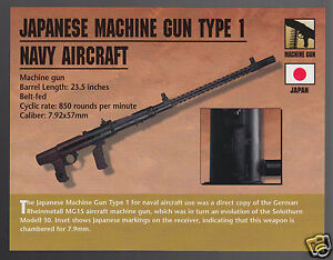 Type 1 Machine Gun