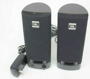JBL-SP08A11-Computer-Speakers-w-Power-Adapter