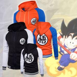 Dragon-Ball-Goku-Mens-Hoodies-Jacket-Coat-Slim-Fit-Casual-Anime-Sweatshirt-Tops