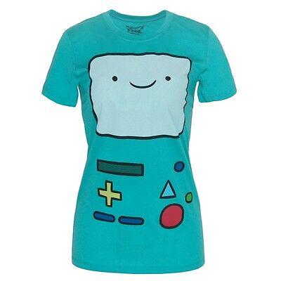 Adventure Time I Am Beemo Junior Ladies T-Shirt