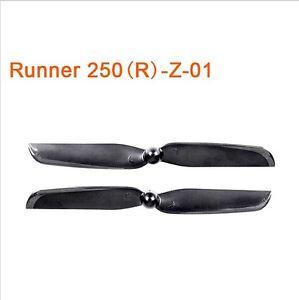 1-Paar-Walkera-Runner-250-Voraus-Propeller-CW-amp-CCW-Runner-250-R-Z-01-F16482
