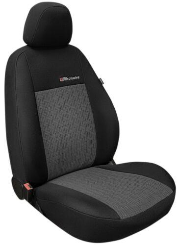 EXCLUSIVE Komplett Set Autositzbezüge Sitzbezüge Schonbezüge Peugeot 206 AKR