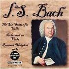 Johann Sebastian Bach - Bach: Cello Suites (2000)