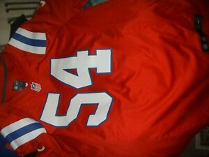 Details about Nike New England Patriots Dont'a Hightower Red Onfield Jersey Size Mens L