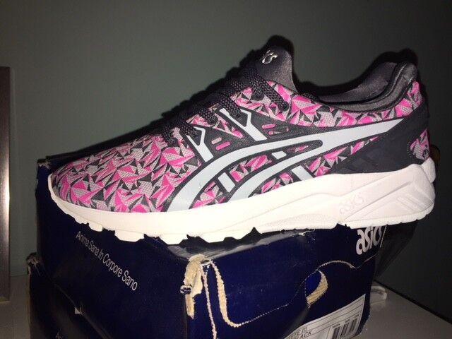 Asics Gel Kayano Trainer EVO neu Gr:43,5 H621N Sneaker Knockout Pink Schuhe New