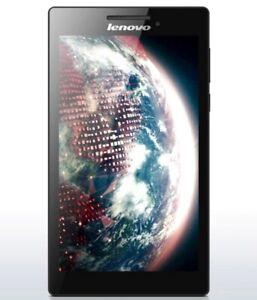 "Lenovo TAB 2 A7-10F, 7"", Quad Core, 1.3 Ghz, Wi-Fi, 8GB, 1GB, Tablet Negro"