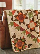 Shades Of Fall Quilt Pattern Pieced IQ