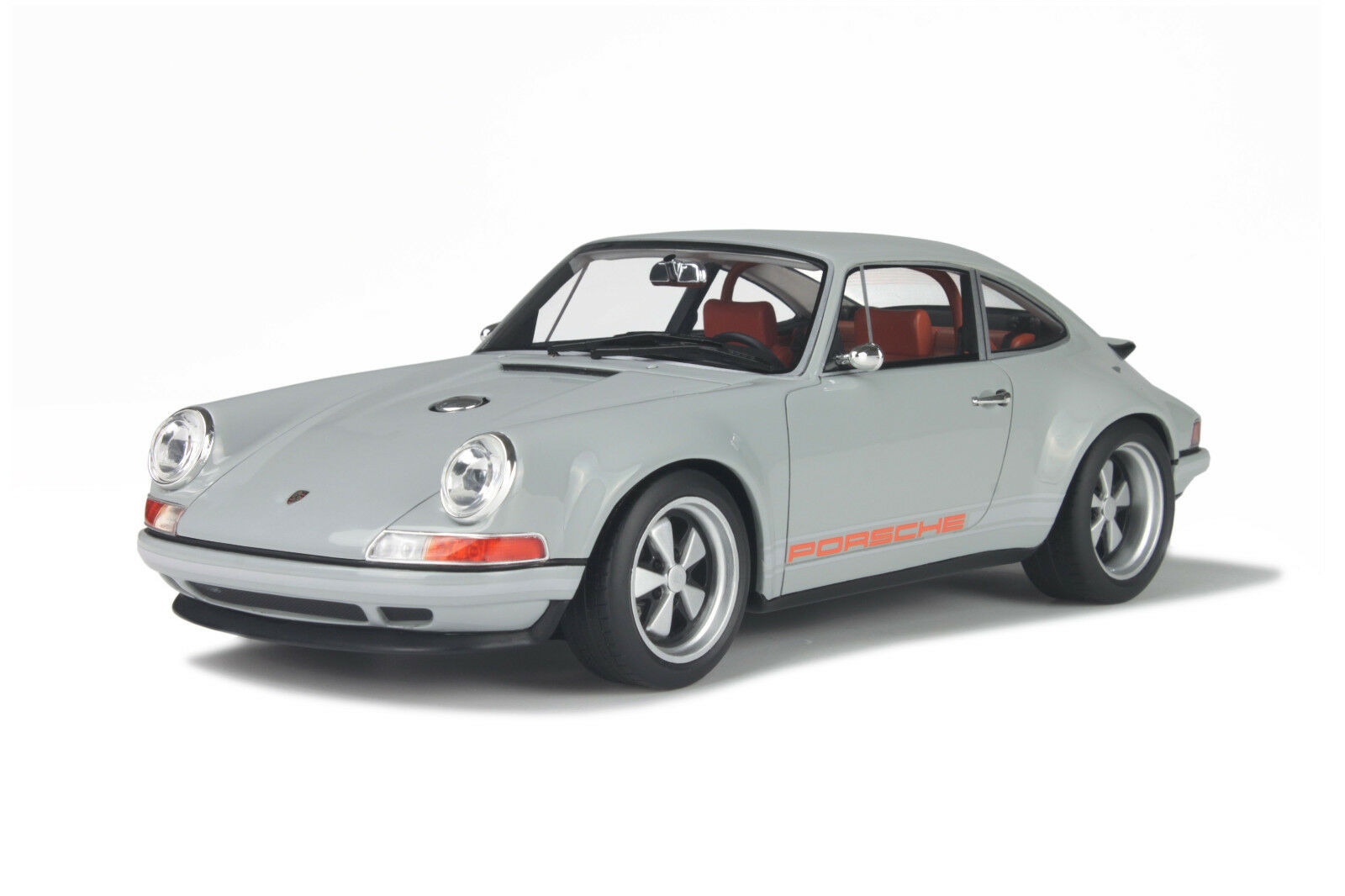 1:18 GT Spirit cantante Porsche  Gris Limited Edition GT088 Nuevo Envío Gratis