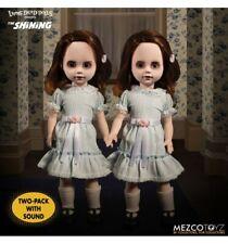 "Mezco Toyz Living Dead Dolls The Shining Talking Grady Twins 10"" Toys 99580"