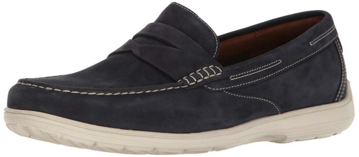 Rockport Men's  Total Motion Loafer Penny Driving Style  100% autentico