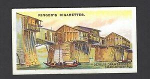 EDWARDS-RINGER-amp-BIGG-CELEBRATED-BRIDGES-26-DEVILS-DRAWBRIDGE-CHINA