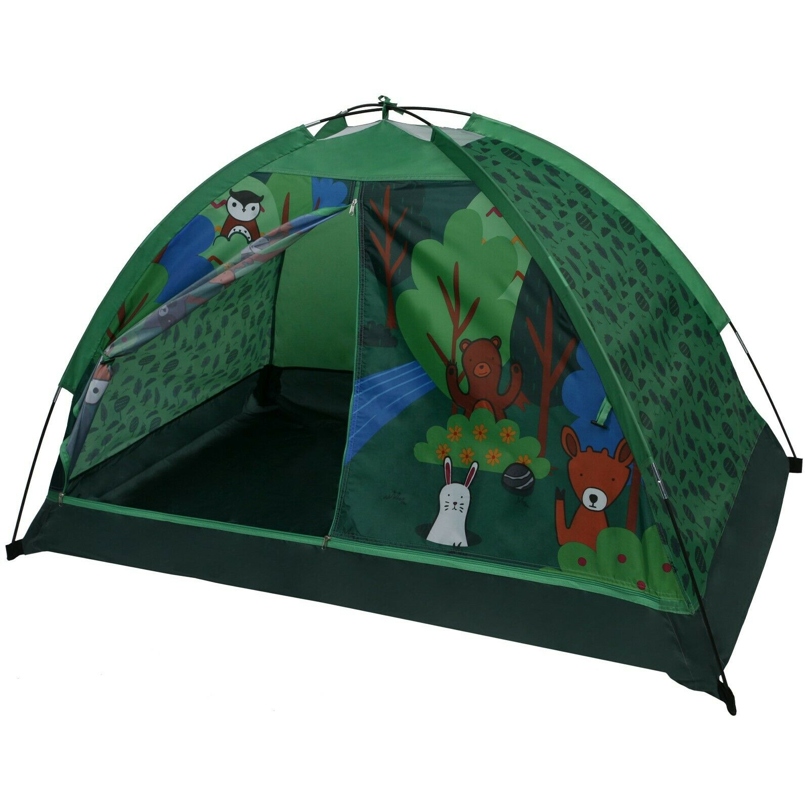 Kids Indoor Tent  ldren Camping Playing Ozark Trail Camp Shelter Play Toys