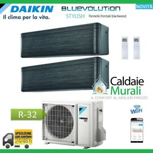 Conditionneur-D-039-Air-Daikin-Bluevolution-Dual-Stylish-Blackwood-9000-18000