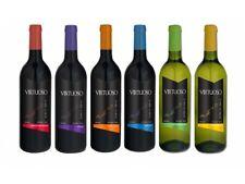 Pack 6 Vinos Selección Extremeña Virtuoso Monovarietal Merlot-Pinot Noir-Syrah