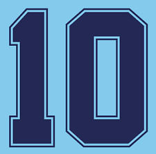 England Lineker Nameset Shirt Soccer Number Letter Heat Print Football 1990 3rd