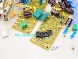 Details about DIY Stereo Classic Symasym5-3 Discrete Power amplifier kit  100W+100W AMP Kit