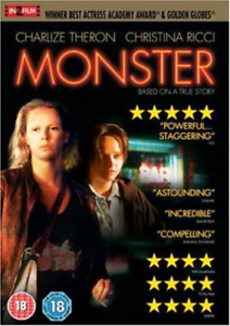 Charlize-Theron-Monster-UK-IMPORT-DVD-NEW