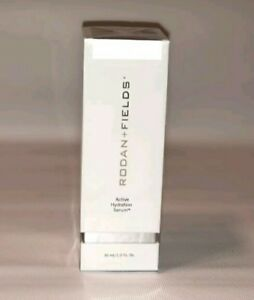 Details about NEW Rodan + and Fields ACTIVE HYDRATION SERUM 30ml / 1oz