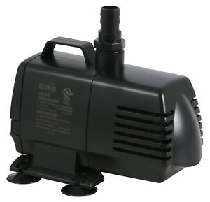 EcoPlus Eco 396 Fixed Flow Submersible or Inline Water Pump 396 GPH