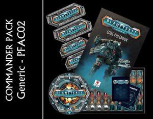 Firestorm Planetfall Commander Pack