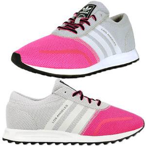 bb3e1f159aabd8 Das Bild wird geladen adidas-Originals-Schuhe-Sneaker-Los-Angeles -Turnschuhe-Freizeit-