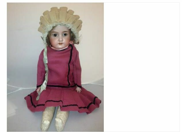 Armand Marseille 20  Antique Doll A7M Germany 370 DEP. Exquisite Face & Coloree