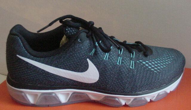 NIB Nike MEN'S Shoe BlackWhtBlue Air Max Tailwind 8 805941 005 Sneaker 9.5 11