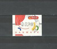 Q9718 - DANIMARCA 2000 - LOTTO USATO DISTRIBUTORI AUTOMATICI - VEDI FOTO