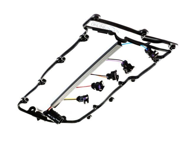 Land Rover Defender Discovery Td5 Fuel Injector Harness /& Gasket AMR6103 ERR7094