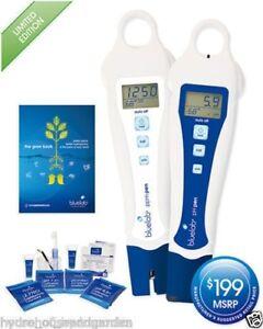 Bluelab Growers Toolbox  pH & EC/ppm Pen Tester Meter Calibration & Care Kit