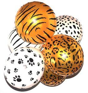 Pack-de-10-safari-imprime-animal-12-034-latex-ballons-4-animal-motifs-designs