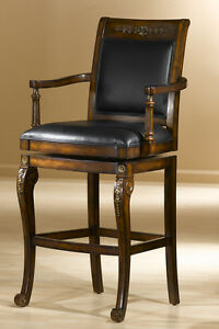 Astonishing Details About Hillsdale 61574 Douglas Wood Bar Stool New Machost Co Dining Chair Design Ideas Machostcouk