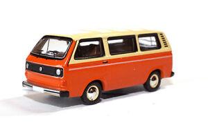09250-Bub-vw-t-3a-autobus-naranja-beige-1-87
