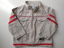 COTTON Jacket Baby Boy Toddler Infant Coat Top Size 2 Fit 24m ExcellentCondition