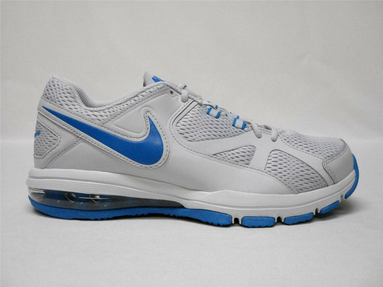 NIB NIKE AIR MAX COMPLETE TR MEN'S SHOE'S~11.5~BLUE~AWESOME LOOKING SHOE'S